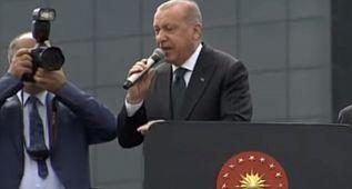 Cumhurbaşkanı Erdoğan'dan Cumhur İttifakı gafı