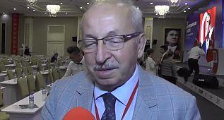 Tekirdağ Büyükşehir Belediye Başkanı Kadir Albayrak CHP Çalıştay'ını değerlendirdi